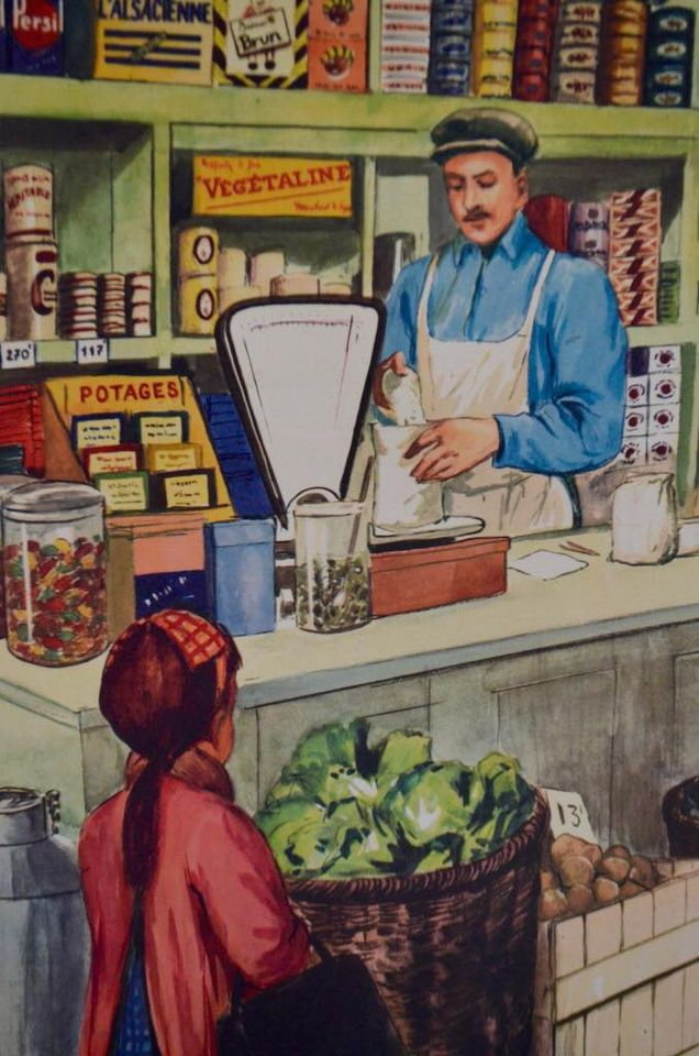 Ouverture de l'épicerie fine italienne :»Il negozio di Flo»