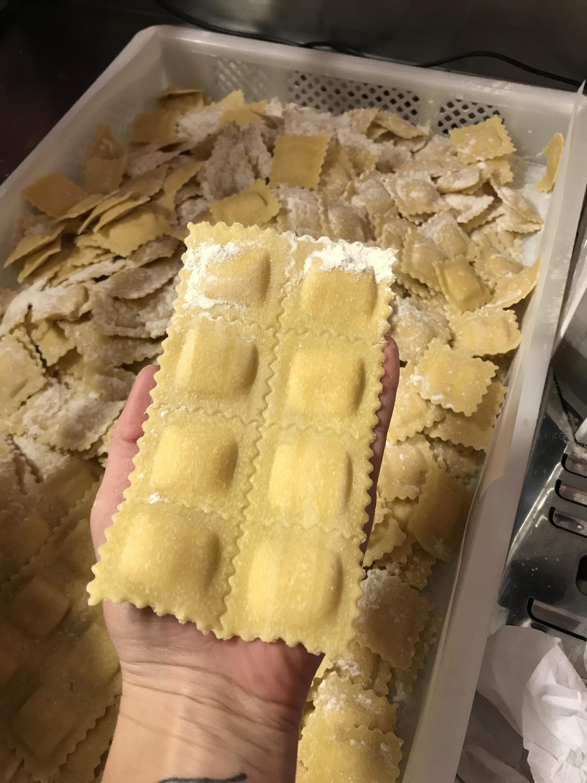 La fabrication…qualita italiana !